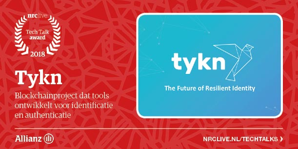Tykn digital identity management